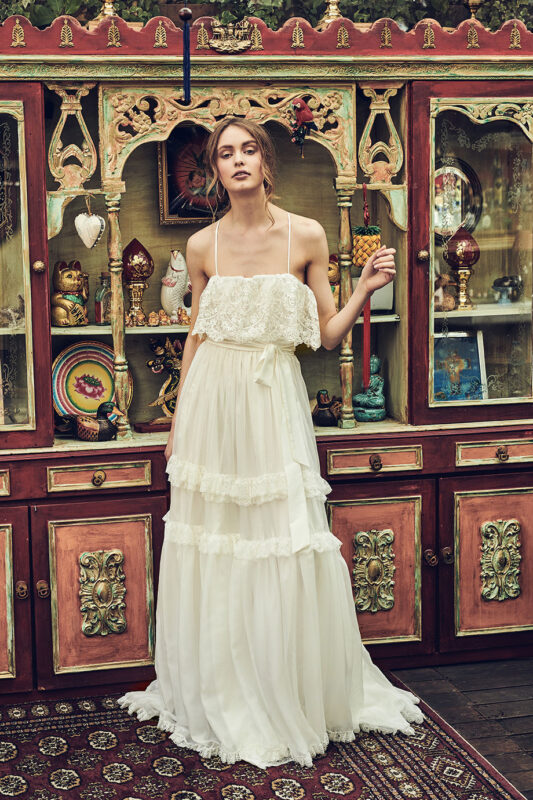 """The """"Cybele"""" Gown"""