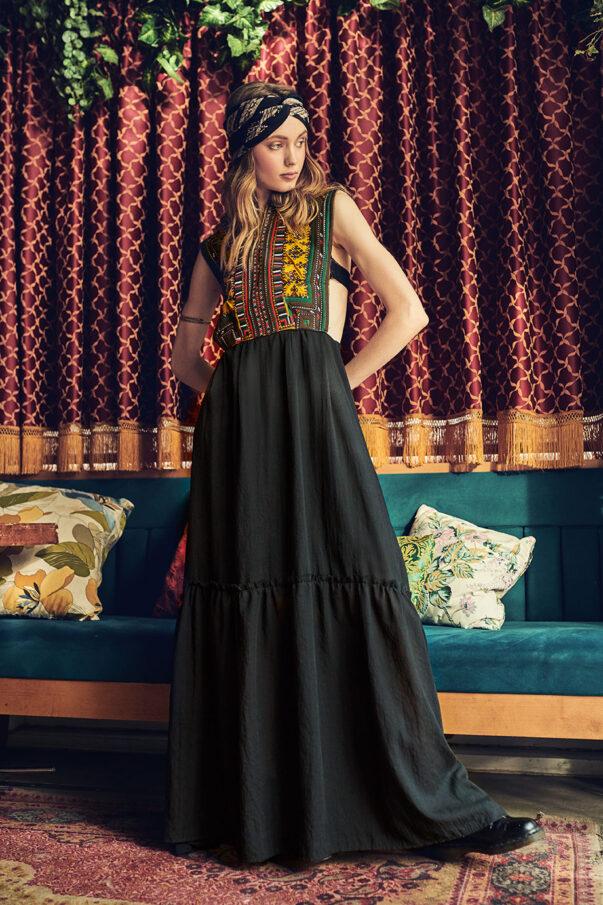Celia Dragouni Morrocan Nights Dress