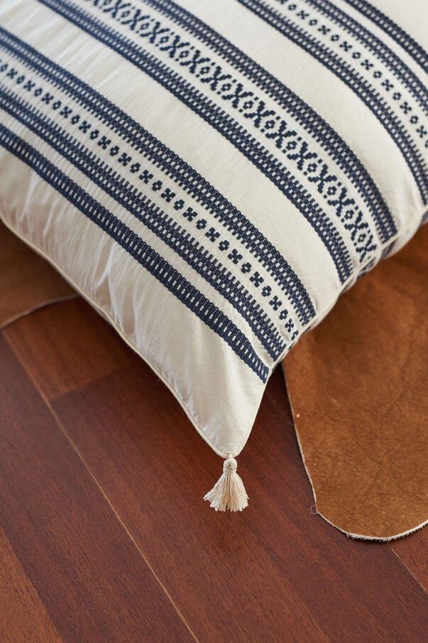 Celia Dragouni Ethnic Floor Pillow Beauty Homewear
