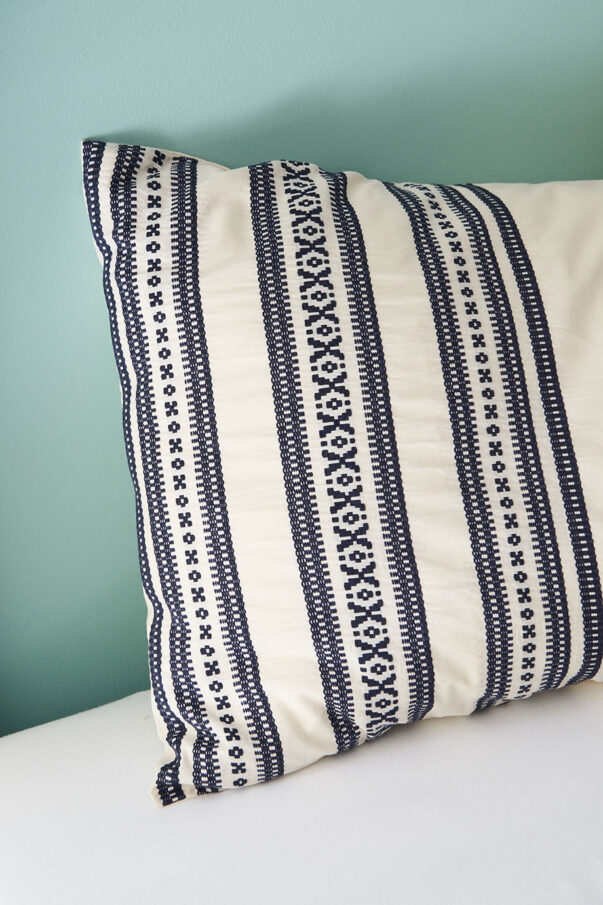 Celia Dragouni Island Vibes Homewear Double Woven Duvet