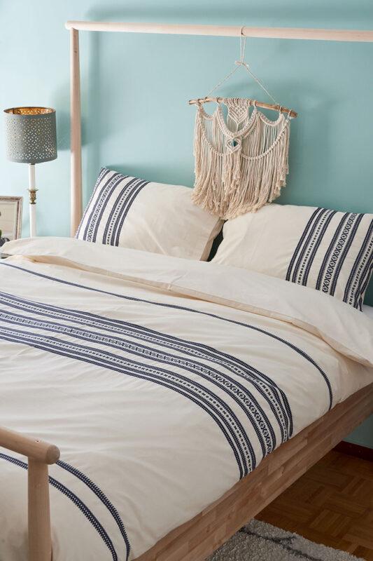 Celia Dragouni Island Vibes Homewear Semi Double Duvet Woven