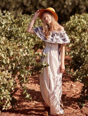 Celia Dragouni The Vineyard Dress