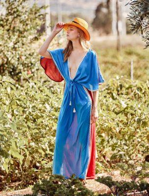 Celia Dragouni The Breezy Dress