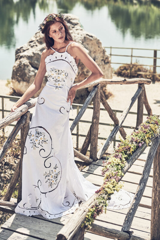 Celia Dragouni Sweet Lullaby wedding dress