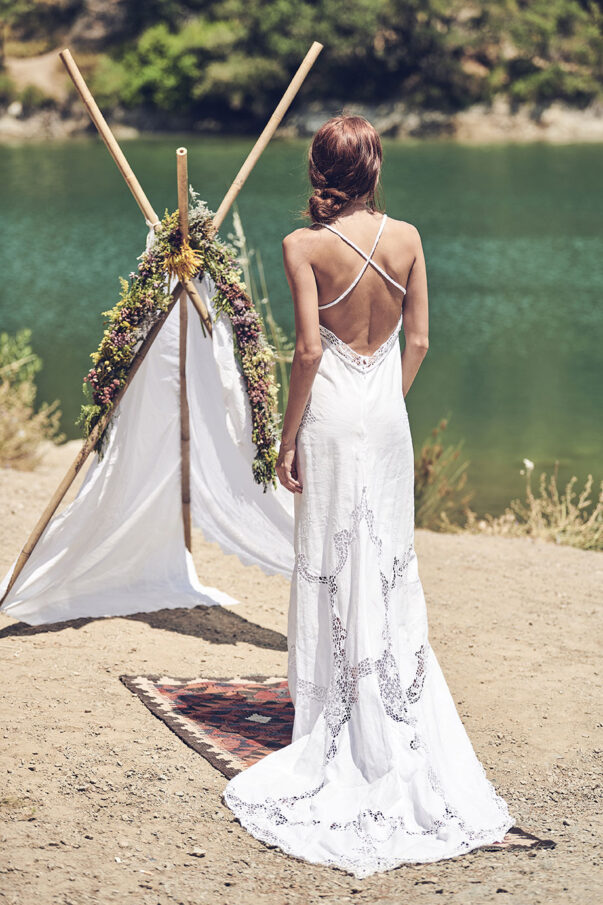 Celia Dragouni The Kassandra wedding dress