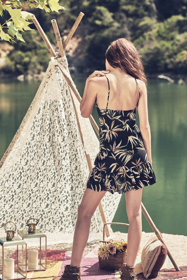 Celia Dragouni Tropical Dream Top