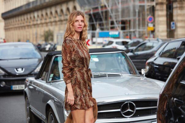 Celia Dragouni Wrap it Up Dress