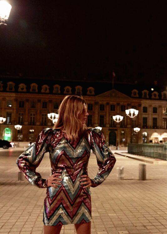 Celia Dragouni Night Out Thunder