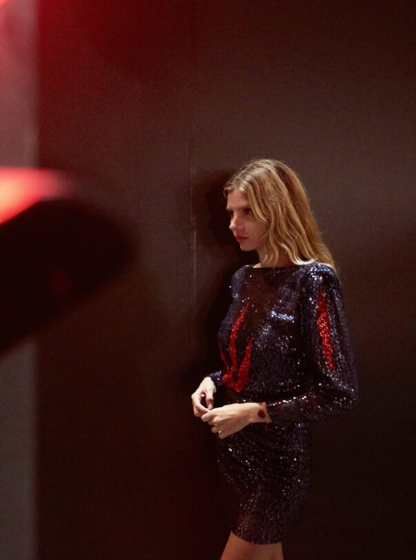 Celia Dragouni The Flash Dress