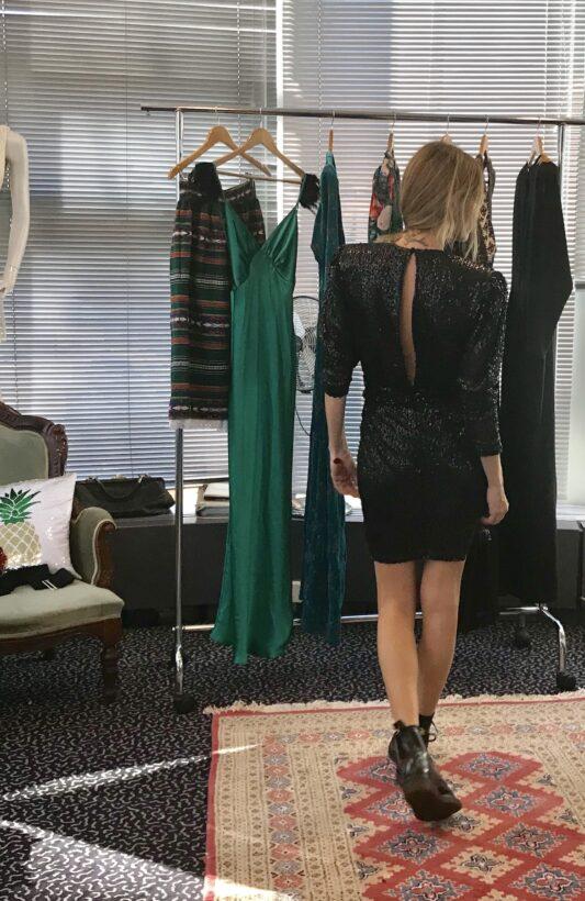 Celia Dragouni The Star Dress