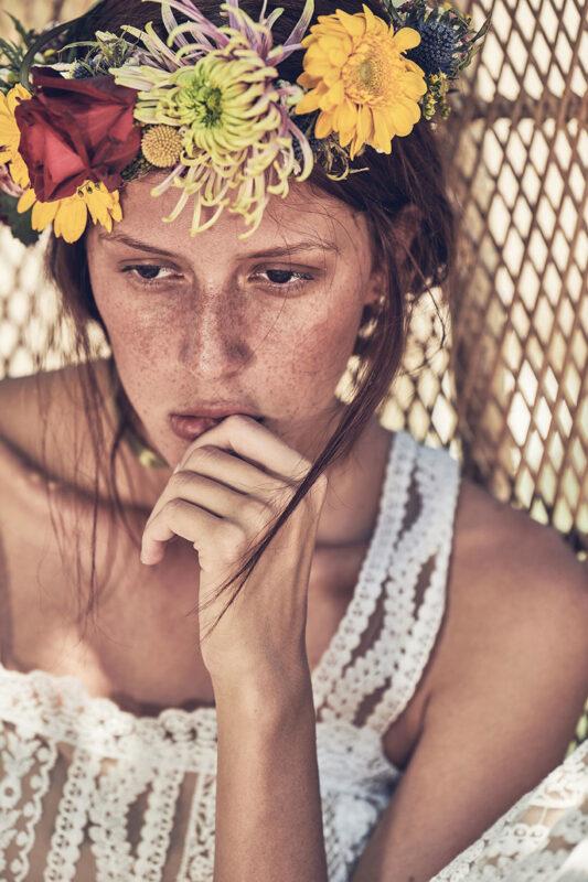 Celia Dragouni The Goddess Dress
