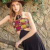 Celia Dragouni Ethnic Beauty Dress