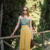 Celia Dragouni New Ethnic Kenya Dress
