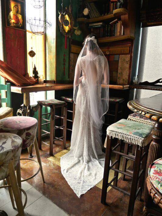 Celia Dragouni The 20's Dress
