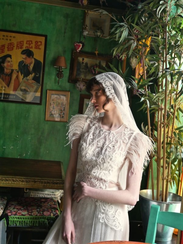 Celia Dragouni Feather Love