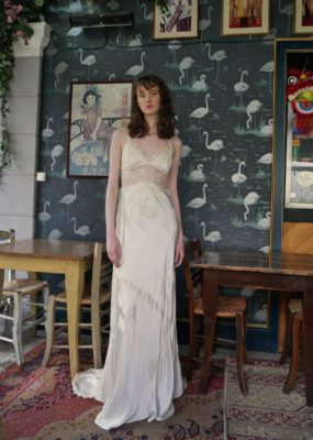 Celia Dragouni Silk Negligees