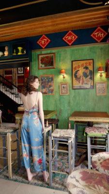 Celia Dragouni Balinese Jumpsuit