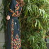 Celia Dragouni The Balinese Long Dress