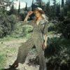 Celia Dragouni Silky 70's Jumpsuit