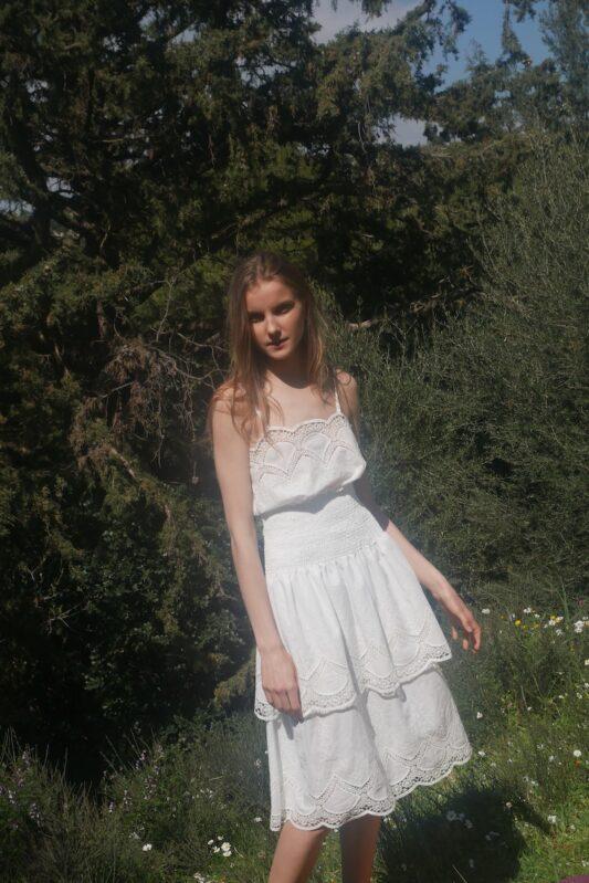 Celia Dragouni Alice In Wonderland Skirt