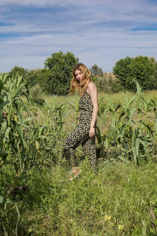 Celia Dragouni The Pineapple Jumpsuit