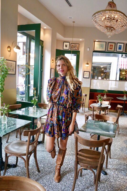 Celia Dragouni Edwardian Frida Dress