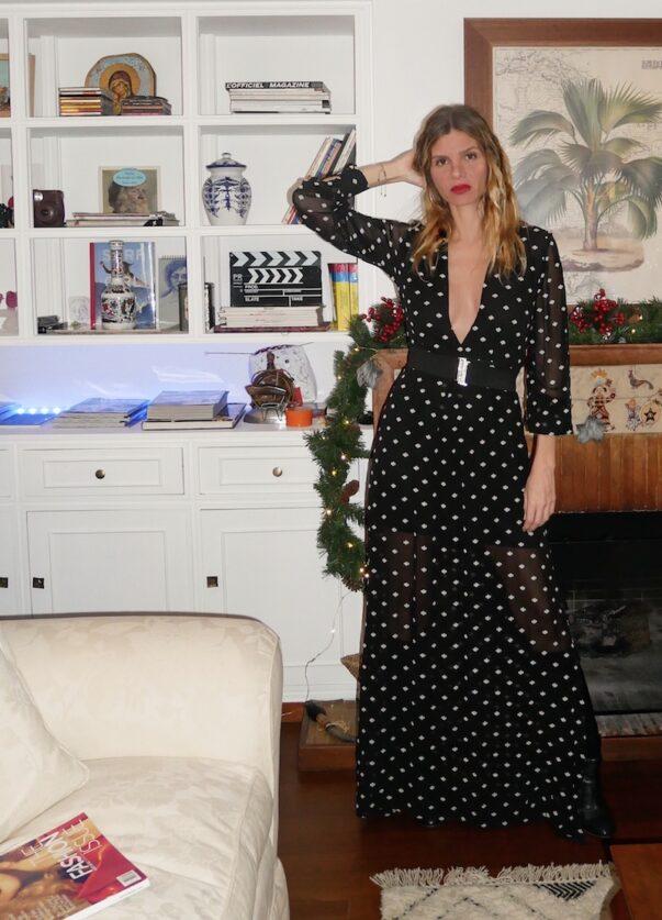 Celia Dragouni Chemise Dress