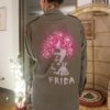 Celia Dragouni Frida Army Jacket