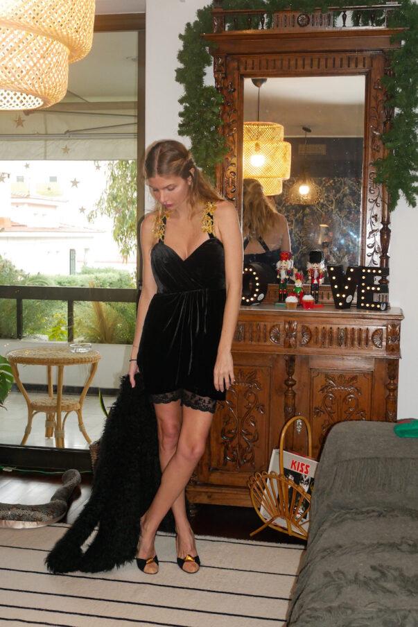 Celia Dragouni Sienna Dress