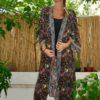 Celia Dragouni Jungle Circus Robe