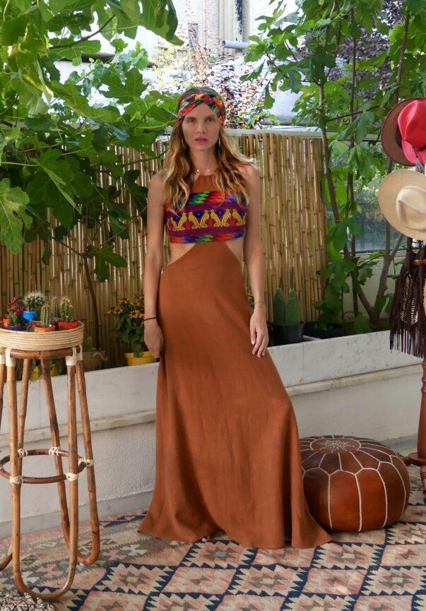 Celia Dragouni The Kiona Dress