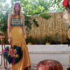 Celia Dragouni New Ethnic Kenya Dress