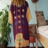 Celia Dragouni The Purple Buffalo Star Kimono Robe