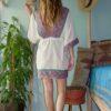 Celia Dragouni The Bardot dress