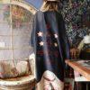 Celia Dragouni The Midnight Buffalo Star Kimono