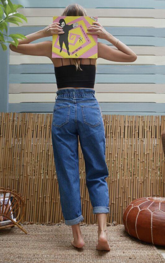 Celia Dragouni The Betty Boo Jeans