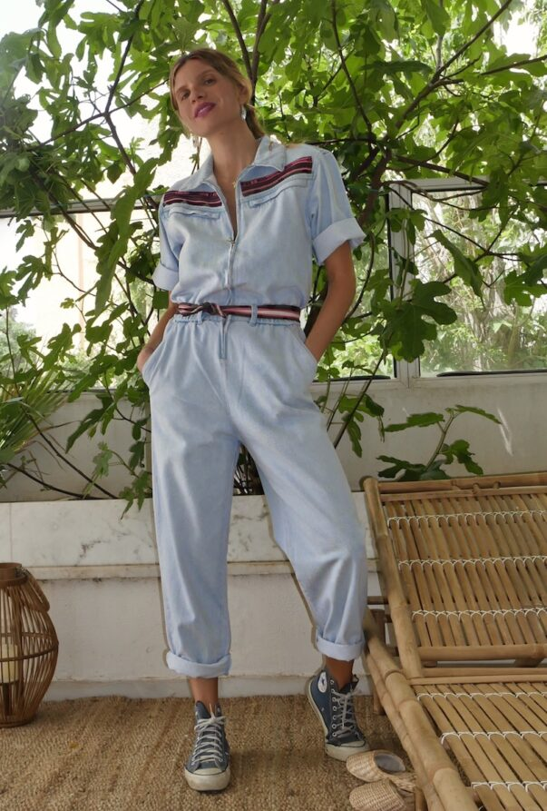 Celia Dragouni The Sweet Mechanic Jumpsuit