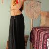 Celia Dragouni The Terracotta Cut Out Dress