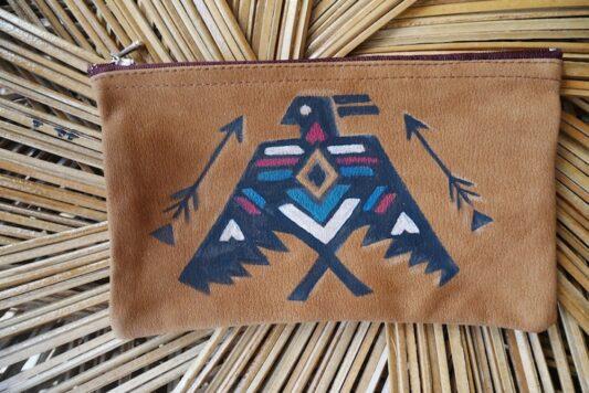 Celia Dragouni Eagle Wallet
