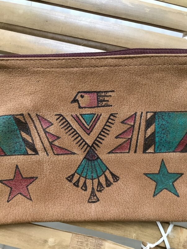 Celia Dragouni The Eagle Star Wallet