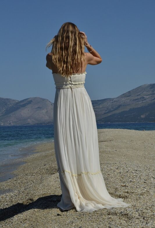 Celia Dragouni The Antoinette Wedding Dress