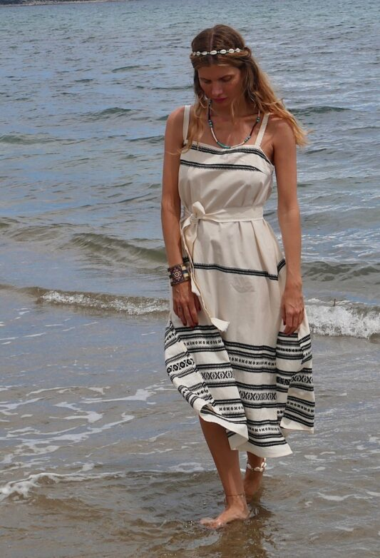 Celia Dragouni The Perfect Beach Dress