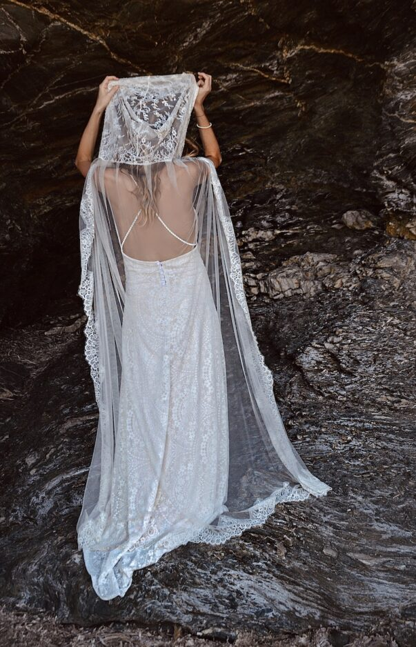 Celia Dragouni The Hooded Veil