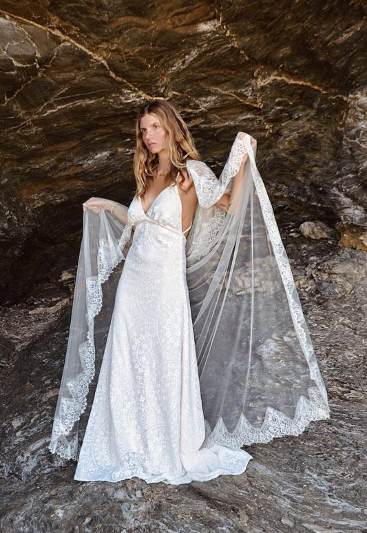 Celia Dragouni The Gaia Wedding Dress
