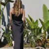 Celia Dragouni The Midnight Buffalo Star Slip On Dress