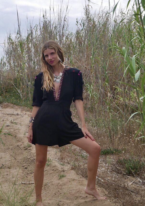 Celia Dragouni The Aisha Playsuit