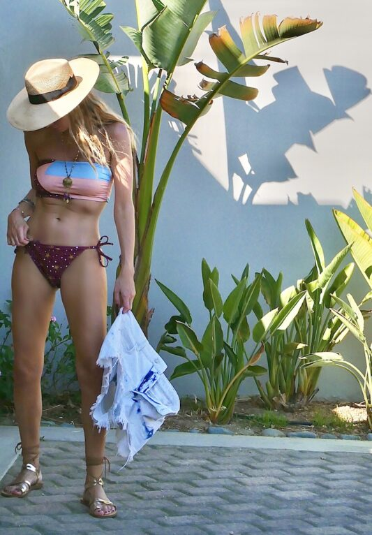 Celia Dragouni The Low Rise Fairy Star Bikini