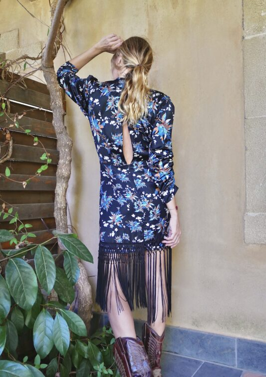 Celia Dragouni The Bluebird Dress