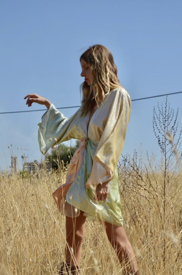 Celia Dragouni The Dreamy Dress