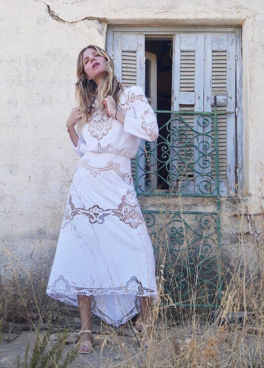 Celia Dragouni The Kisterna Dress